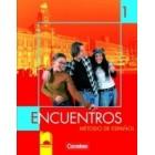 Encuentros 1, испански език за 8. клас